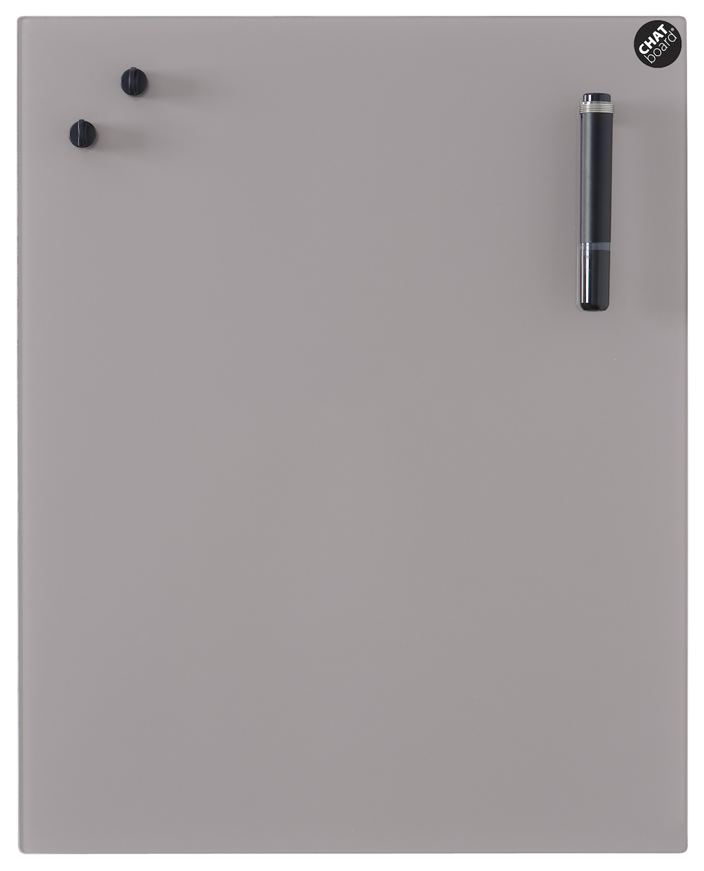 CHAT BOARD® – Metal Taupe